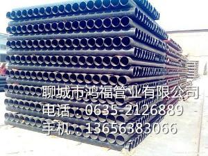 DN50柔性铸铁管 排水管价格