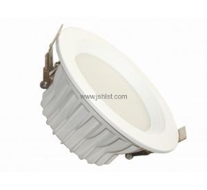 LED白色外壳防雾筒灯