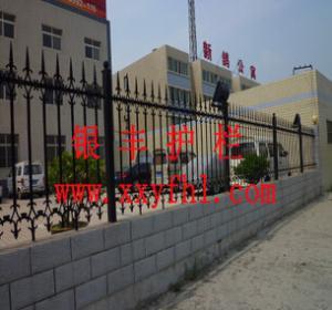欧式围墙护栏|河南郑州周口驻马店铁艺栏杆|铸铁栏杆厂家1068