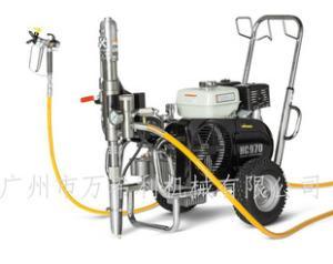 供应瓦格纳尔HC970G重型液压高压腻子无气喷涂机