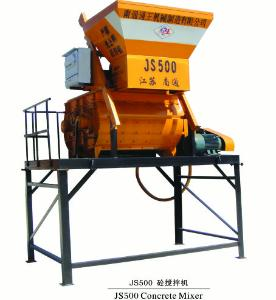 JS500混凝土攪拌機