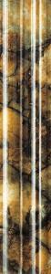酒店装修门套线 仿真大理石材料 装饰微晶石腰线