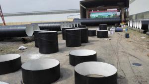 排污专用IPN8710防腐钢管