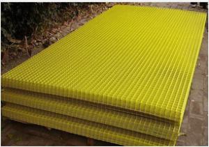 網片廠家長期現貨供應1X2米,間距5X5cm 鍍鋅網片
