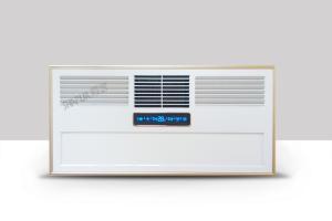 新款 集成吊顶浴霸 空调型 超导暖风王 型材暖浴霸