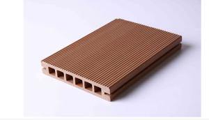 塑木140*20方孔地板,木塑园林防腐地板、护栏
