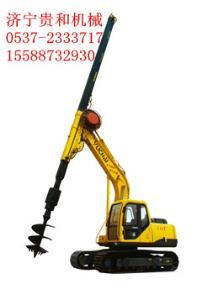 供应履带式旋挖钻机