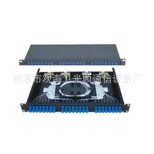 终端盒 机架式终端盒 SC光纤盒 光缆终端盒光纤通信 设备 光缆