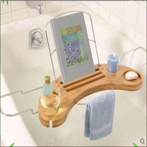 特价包邮浴缸架弧形置物架