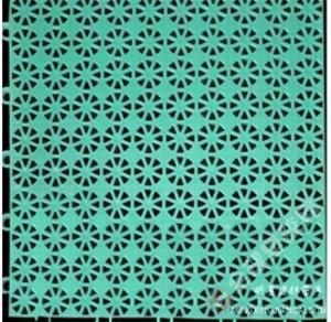 英利奥风车纹拼装地板