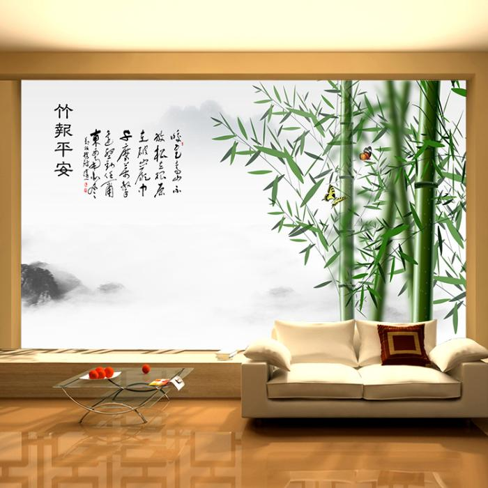 个性无缝墙布墙纸 客厅背景墙壁画
