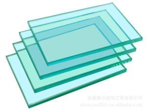 【专业品质】5-20mm钢化玻璃 可定制钢化玻璃 振云钢化玻璃