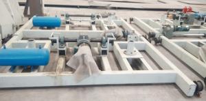 石膏砌块生产线—行走小车