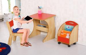 儿童座椅书架三件套