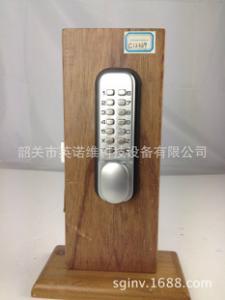 供应机械密码铝框门钢木铁艺门密码锁肯德基专用密码门锁