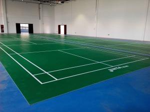 劲踏宝石纹羽毛球乒乓球pvc塑胶运动卷材地板