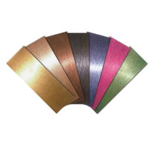 201彩色不锈钢板|不锈钢装饰板