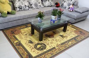 竹地毯门毯门垫
