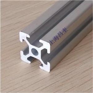 工业铝型材2020铝型材 欧标系列 铝合金 铝方管型材 3D打印流水线