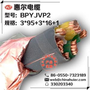 变频电缆BP-YJVP2-3*95+3*16+1