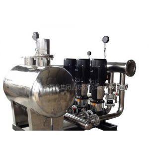 供应SBWG无负压稳流给水设备1-2