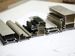 各种铝材生产加工