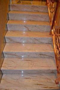 家装—天然大理石精品踏步