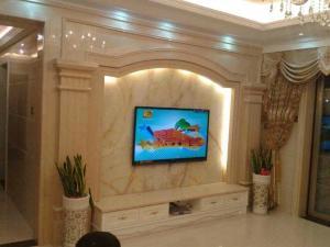 奢华,家装—天然大理石精品背景墙