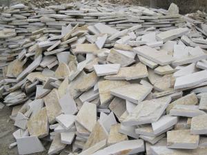 工装—天然工程碎拼,乱形石