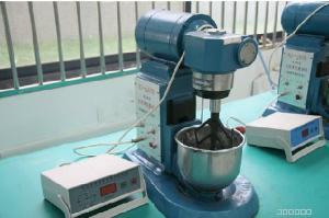 水泥凈漿攪拌機
