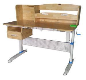 120公分手摇升降电脑学习两用桌
