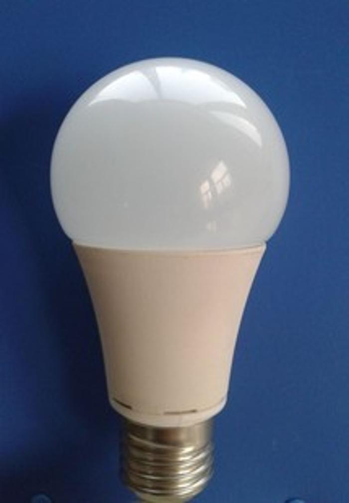新款LED大角度G60球泡燈外殼,A60塑包鋁配件5w/7w/9w/10w套件