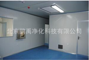內蒙古凈化車間 無塵車間 潔凈室 GMP食品廠凈化 實驗室裝修設計