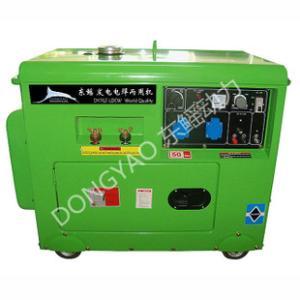 烧2.5-4.0发电电焊机同时可发电5kw电带动其他电动工具220A焊机