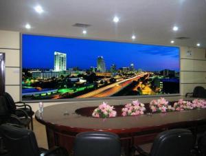 室内P4.0(62500点)全彩色led显示屏