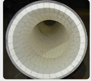 内衬陶瓷贴片管件