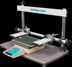 薄层材料收缩测试系统
