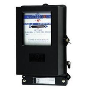 供应DT862电度表 DT862-4三相四线嵌入式电能表