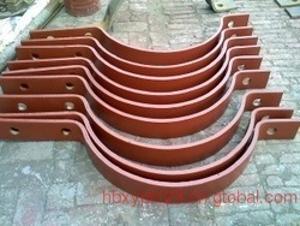 立管短管夹_D10立管短管夹_西北院标准_支吊架生产厂家