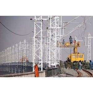 供应电气化铁路接触网钢支柱厂家