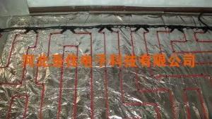 碳纤维电采暖系统