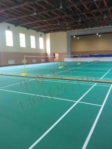 厂家直销天津羽毛球专用地胶