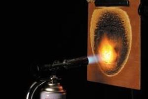 高温隔热防火阻燃涂料
