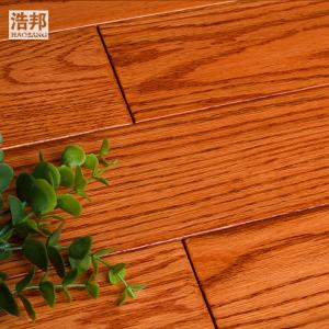浩邦美國紅橡純實木地板