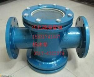 YZQ油流指示器制造檢測標準:HGJ501-502-86