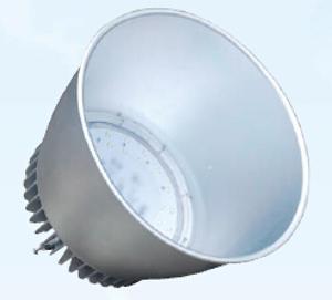 索田GK302-LED 80W/220V 一体化LED工矿灯 3万小时超长寿命 低功率消耗 显色指数70 吊杆式或挂钩式 光效90lm/w