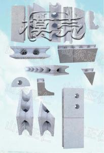 框架填充材料 水泥聚苯模壳