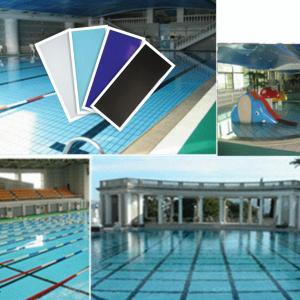 彩度泳池砖  泳池配件