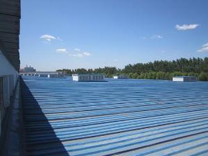 金属屋面防水|彩钢屋面防水隔热|丙烯酸防水涂料|屋面防水山西大禹防水