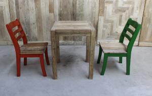 北京正品老榆木老门板原木原生态纯实木桌子复古简约餐桌椅批发